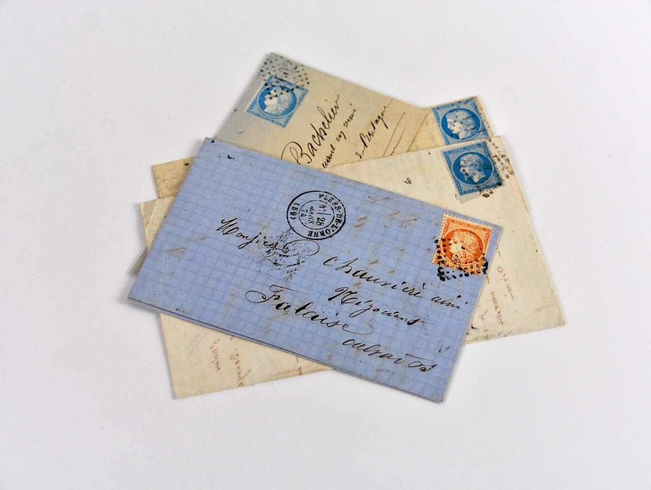 英語で手紙や名刺に住所表記をするときの書き方の基本事項