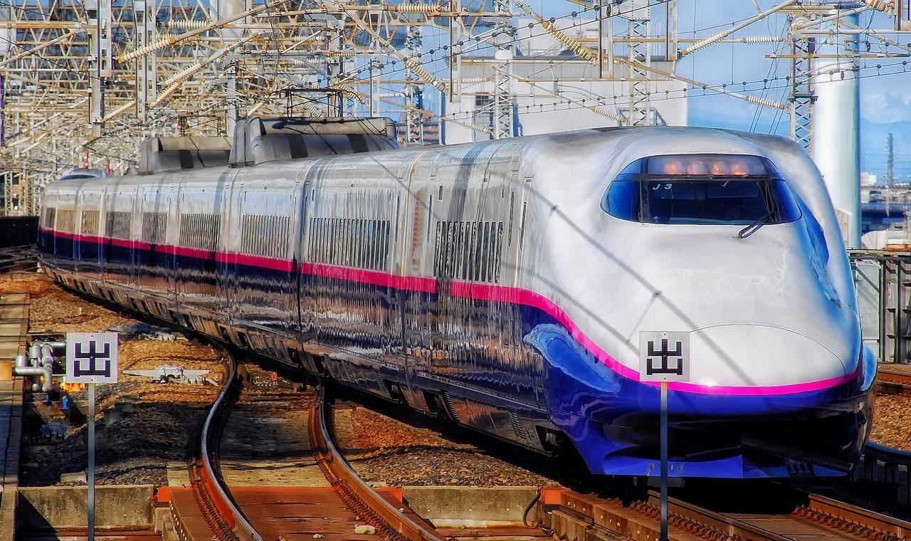 電車に関する英単語と英語表現をまとめてマスターしよう