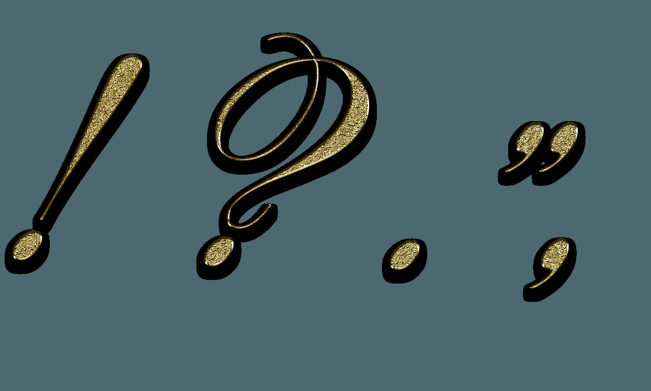 英語の句読法その2:セミコロン、コロン、ダッシュの使い方